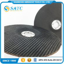 T27 fiberglass backing plate for flap disc About